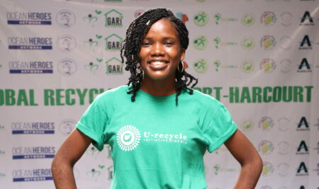 Spotlight – Oluwaseyi Moejoh of U-recycle